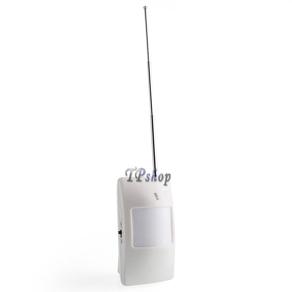 Allarme casa antifurto wireless combinatore gsm - Allarme casa wireless ...