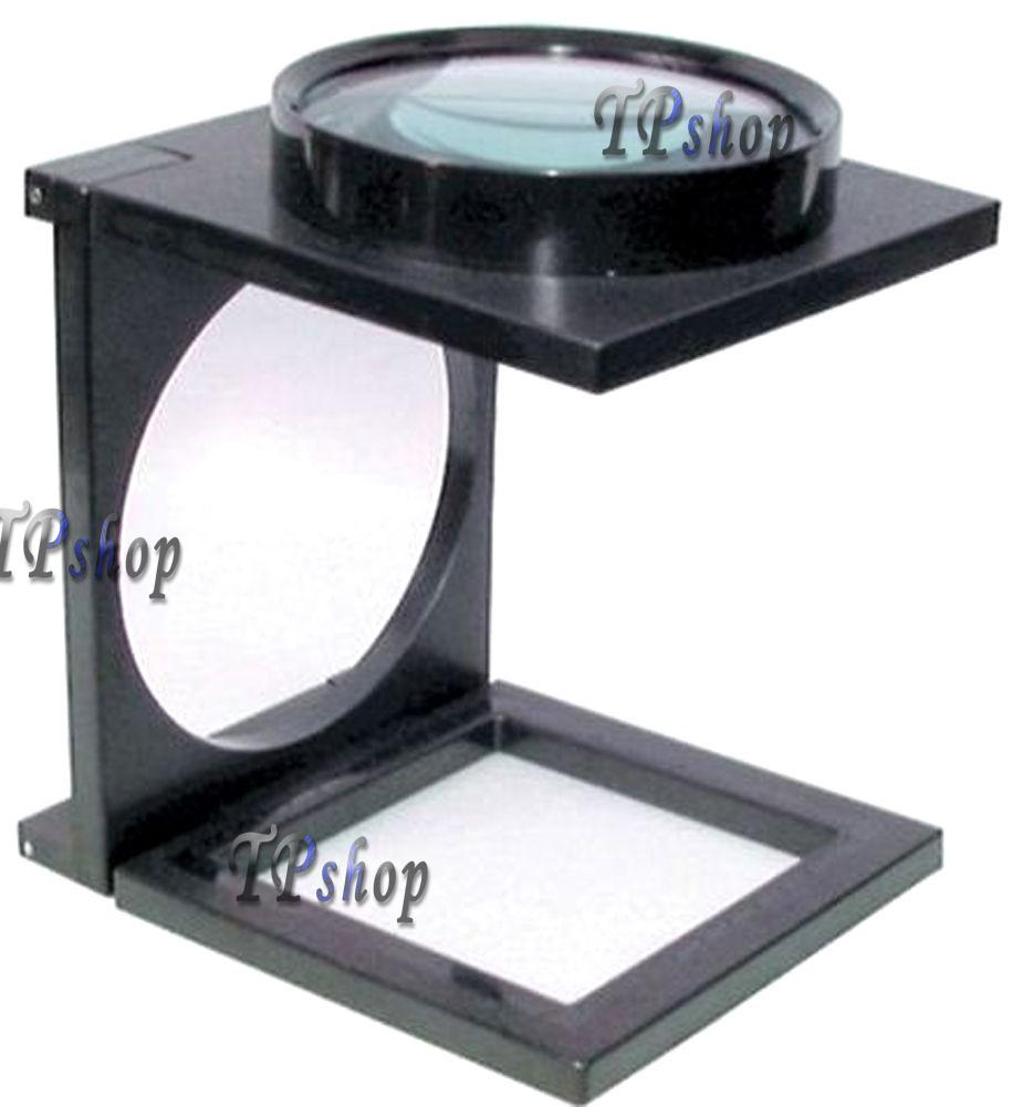 Pdr lente di ingrandimento da tavolo pieghevole richiudibile 110 mm ebay - Lente ingrandimento da tavolo ...