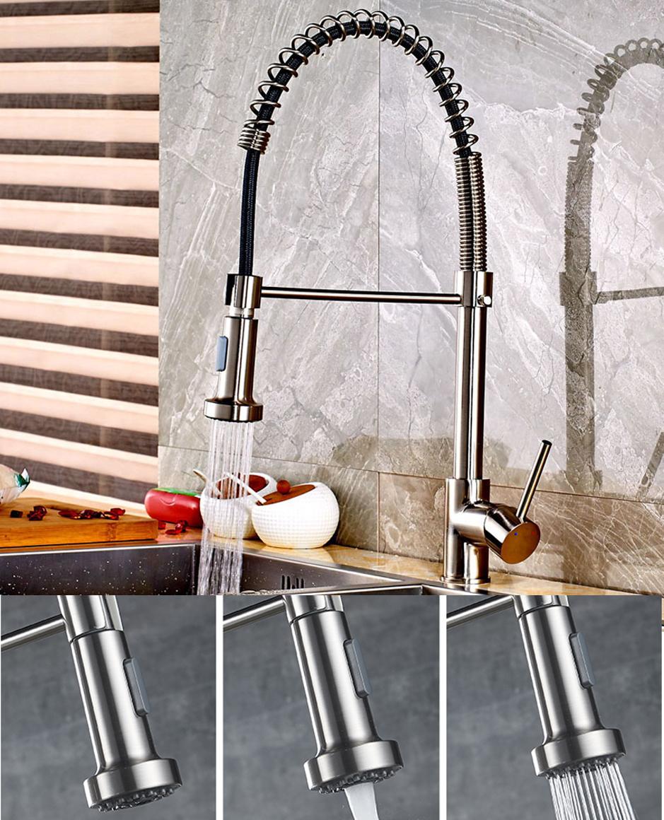 Miscelatore cucina lavello canna alta professionale - Lavello cucina professionale ...