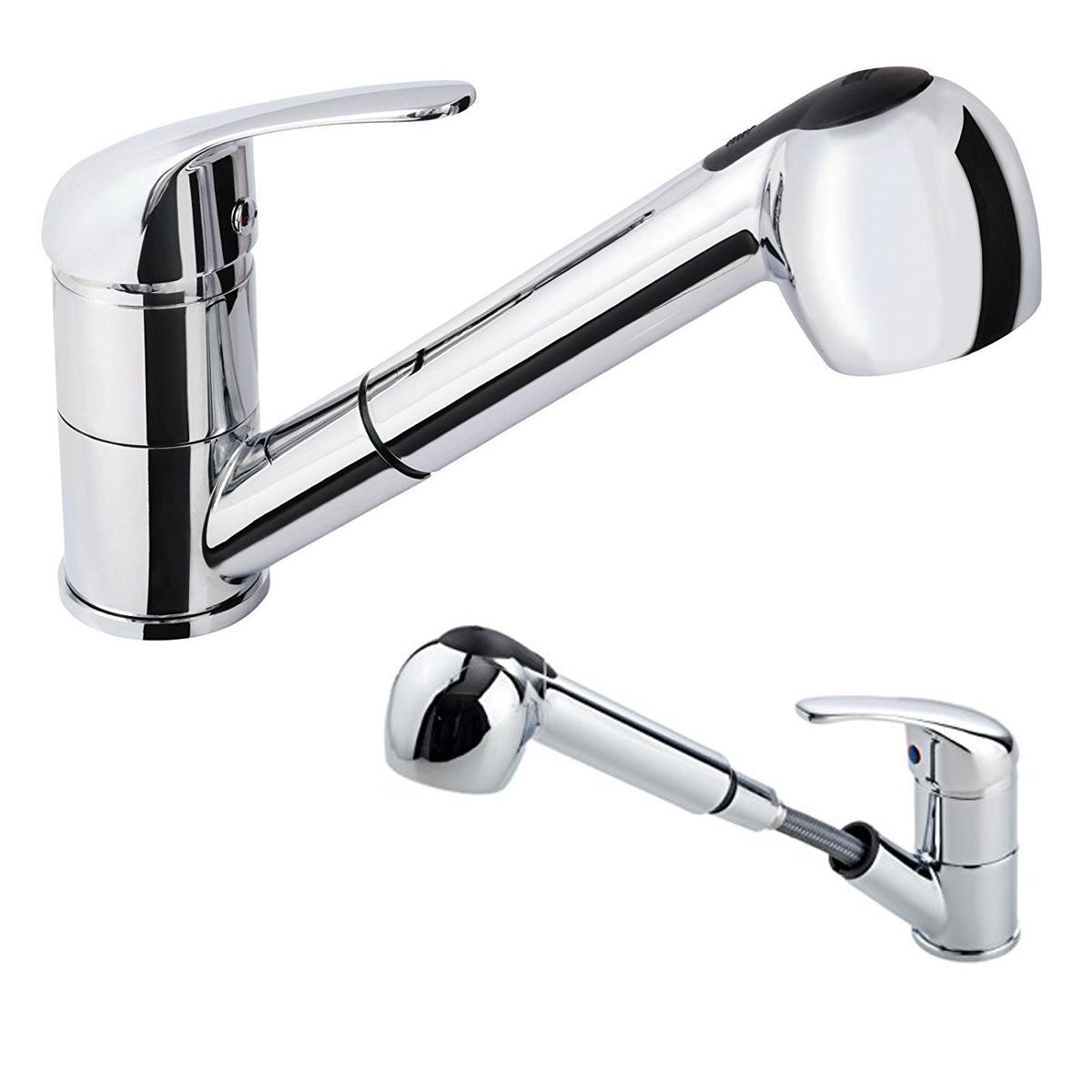 Miscelatore Rubinetto per lavabo Miscelatore per bagno Cucina Bagno monocomando da lavabo