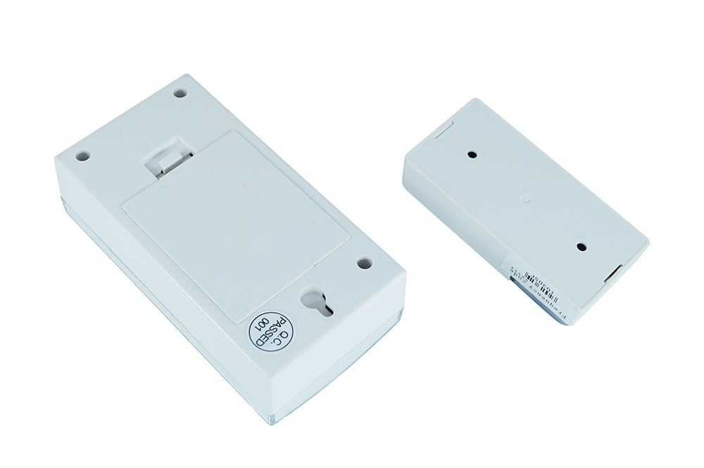 Set campanello wireless 6 zone pulsanti senza fili - Campanello casa senza fili ...
