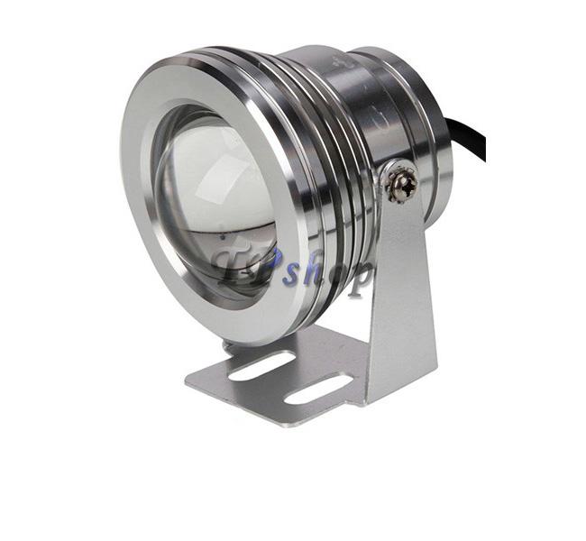 Faro faretto lampada a led rgb 10w watt calda fredda ip65 for Faretto led rgb